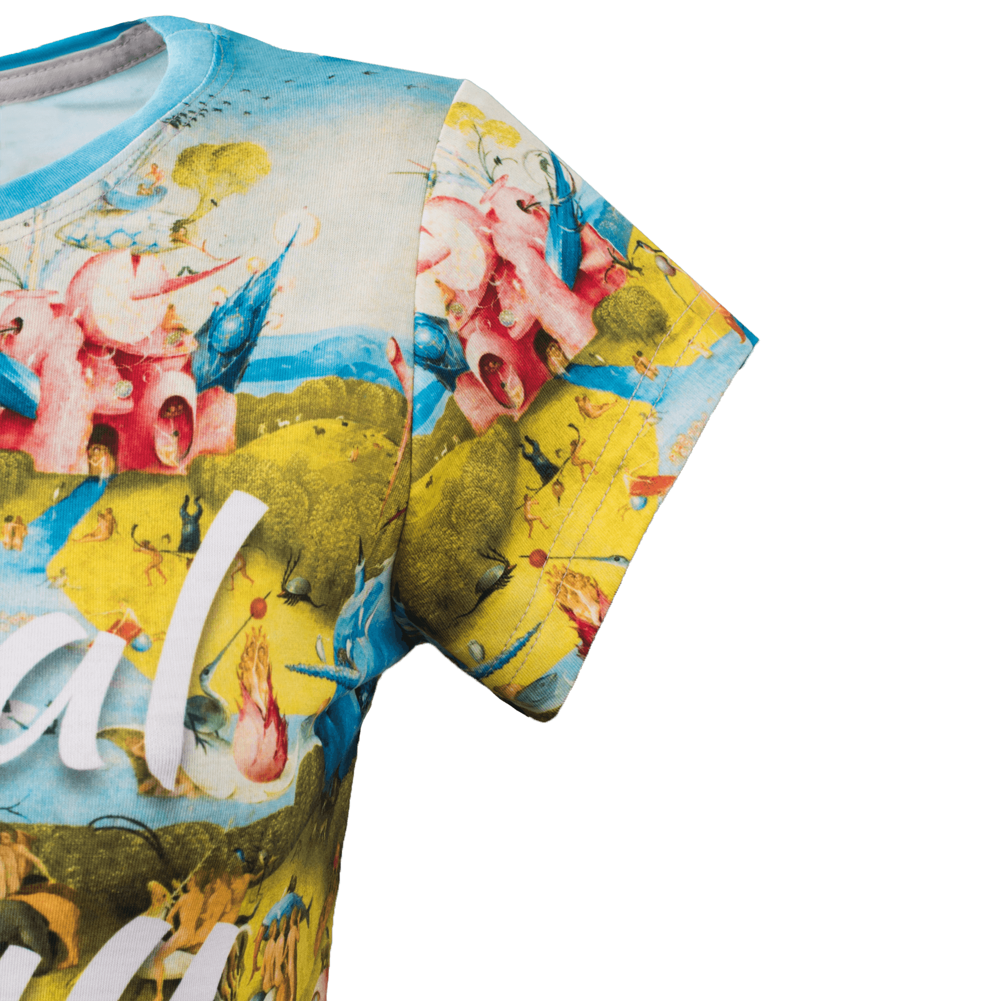 The Garden Of Earthly Delights T Shirt T Shirt