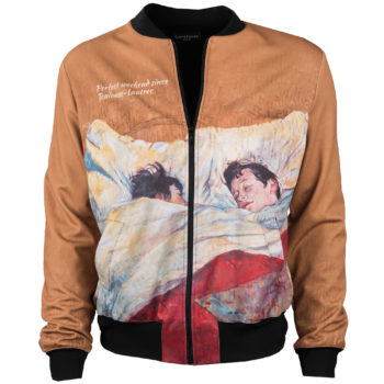 In bed-bomber jacket-1