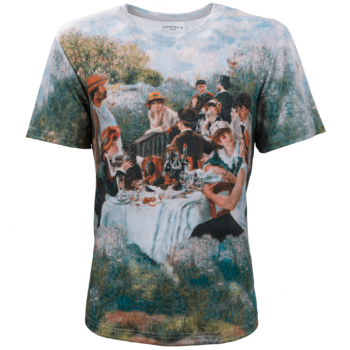 Pierre August Renoir-Luncheon of the Boating Party-Tshirt-M