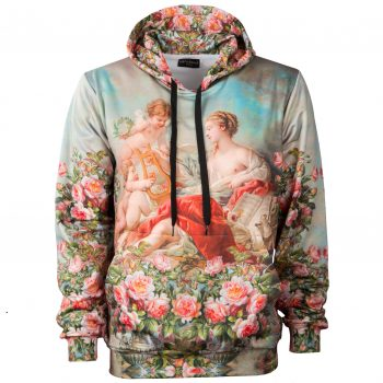 Francois Boucher_Allegory of music_Hoodie_1