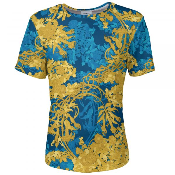 Tree of Gold blue yellow clothes Cacofonia MIlano (10)