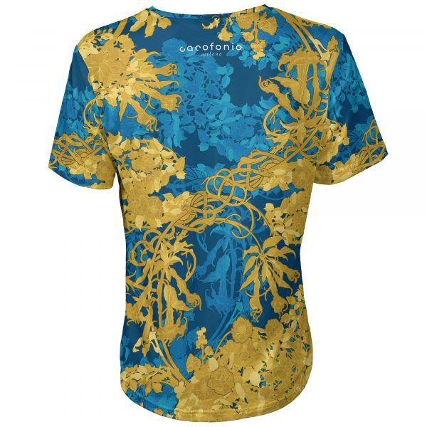 Tree of Gold blue yellow clothes Cacofonia MIlano (11)