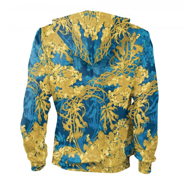 Tree of Gold blue yellow clothes Cacofonia MIlano (2)