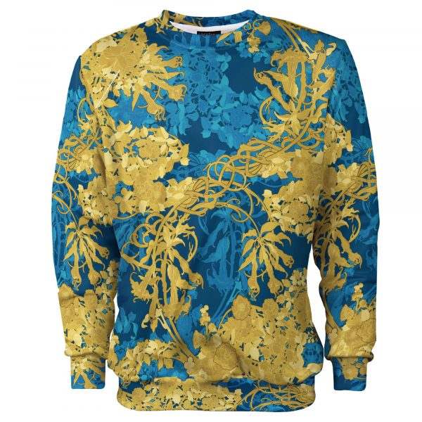 Tree of Gold blue yellow clothes Cacofonia MIlano (3)