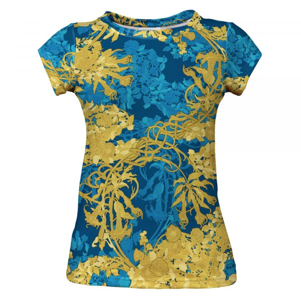 Tree of Gold blue yellow clothes Cacofonia MIlano (8)