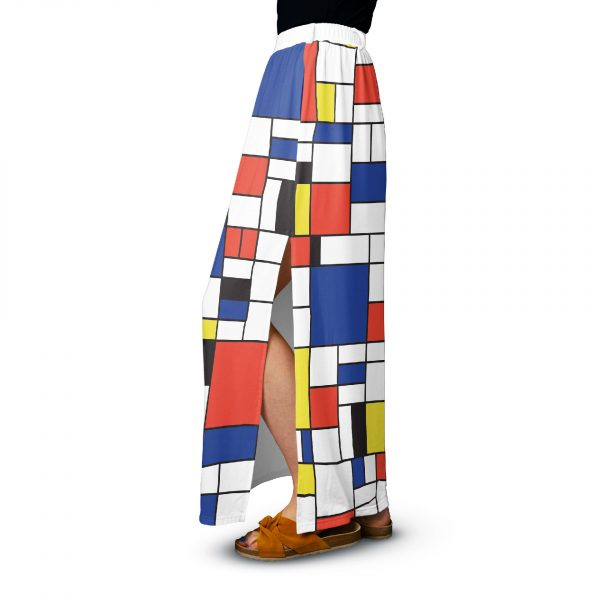 Clothes with art - Model Mondrian